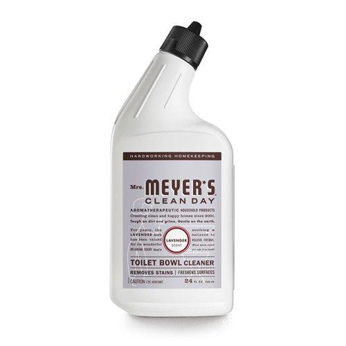 Mrs. Meyer's Liquid Toilet Bowl Cleaner, Lavender - 24oz