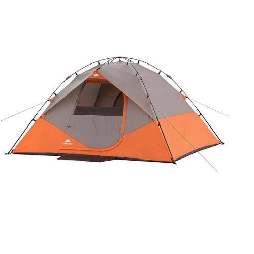 Ozark Trail 10' x 9' Instant Dome Tent, Sleeps 6