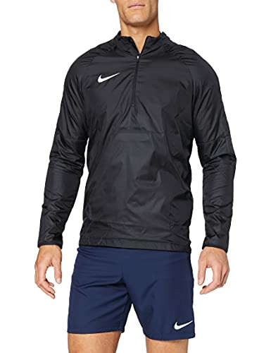 Nike Academy18 Shield Drill Top, Giacca Sportiva Uomo, Black/(White), S