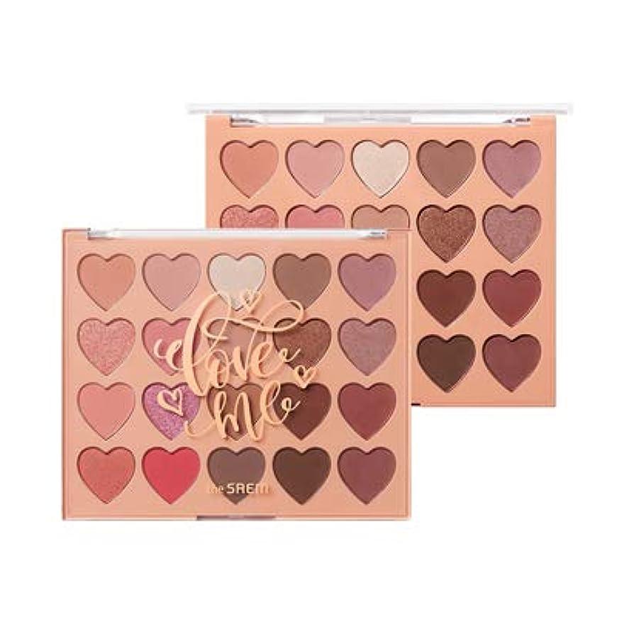 完璧な管理立派な【theSAEM】 ザセム ラブミーシャドウパレット[ラブデイズ] Love Me Shadow Palette[Love Days] 1.5gx20 韓国コスメ アイパレット アイシャドウ アイメイク