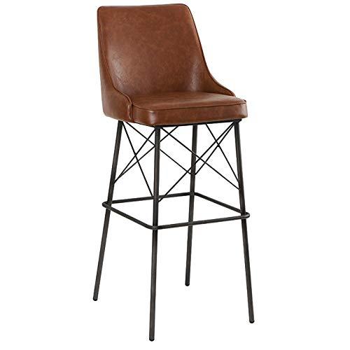 Meuble House Chaise de Bar métal Havane loft Bara