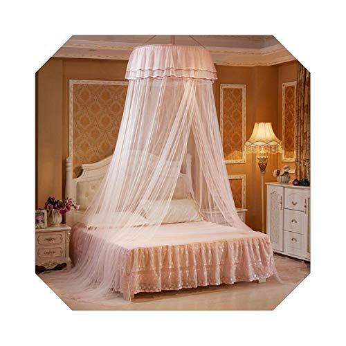 Eileen Ford Accessoires voor slaapkamerdecoratie (1.2~1.8m Bed) Groot Universeel Klamboe voor Dubbel Bed Gehangen Koepel Klamboes Bed Luifel voor Volwassenen Klamboe-yuse-