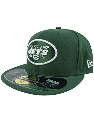 New Era 59Fifty NFL New York Jets Vert Casquette