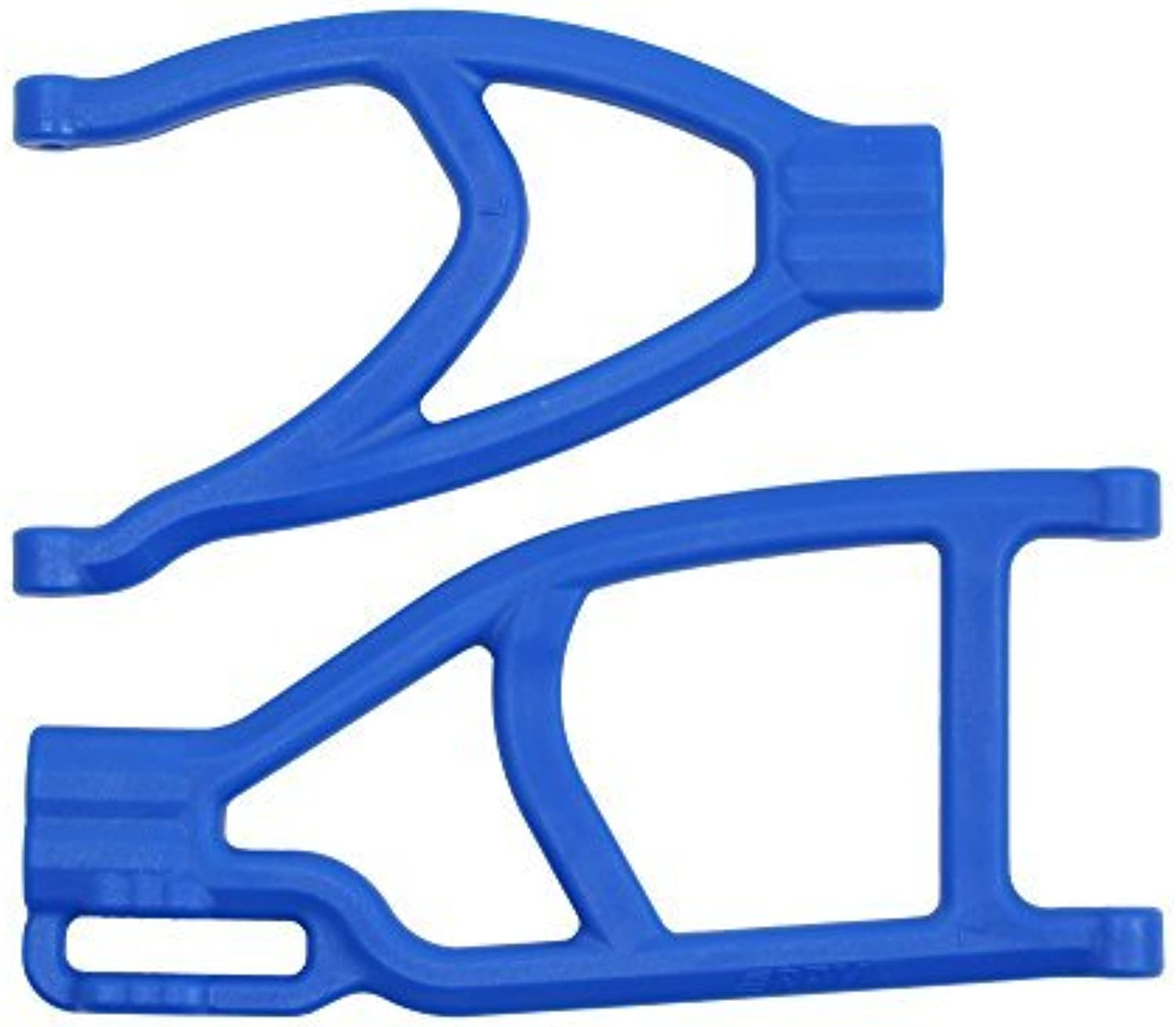 Extended Left Rear AArms, bluee; Summit & Revo by RPM