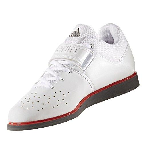 adidas adidas Herren Powerlift.3.1 Fitnessschuhe, Weiß (FTWR White/Night Met. F13/Grey Five F17 001), 45 1/3 EU