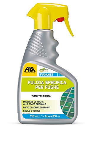 FILA Surface Care Solutions FUGANET, Pulizia Specifica per Fughe, 750ml, 750 ml