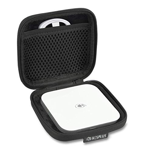 HESPLUS Storage Case for Credit Card Reader Scanner Compatible with Square Contactless and Chip Reader