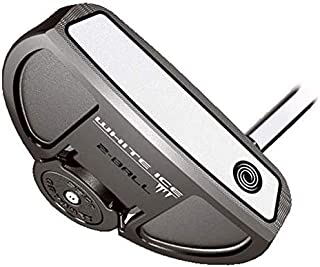 Odyssey White Ice 2-Ball Putter Steel Left Handed 33.0in