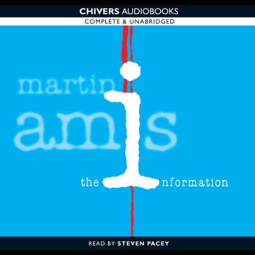The Information audiobook cover art