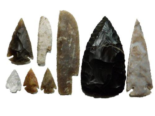 Steinzeit - Set Archäologie zum Anfassen (Nachbau)