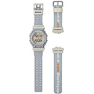 """[カシオ] 腕時計 ジーショック BlackEyePatchコラボモデル GA-900BEP-8AJR メンズ グレー"""""""