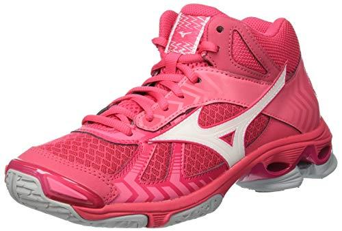 Moda Mizuno Wave Bolt 5 W Sneakers Blu Donna