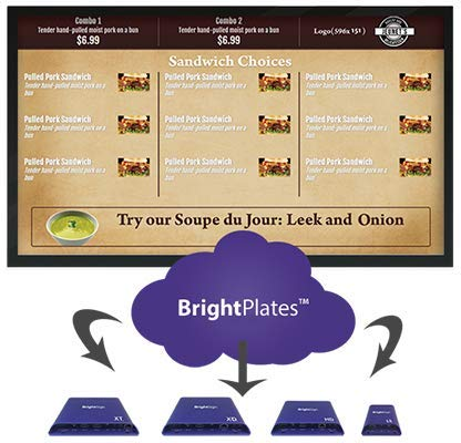 Review Of BrightSign 3 Year BrightPlates Subscription