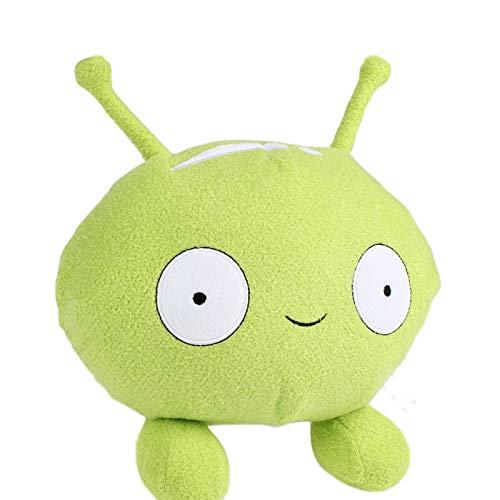 AMZYY Mooncake Plush Toy, Super Soft Plush Toy Children Doll, Exquisitely Designed, Best Birthday For Baby 25Cm, Lovely Gift For Pet For Boys Girls,Smilewithpursedmouth