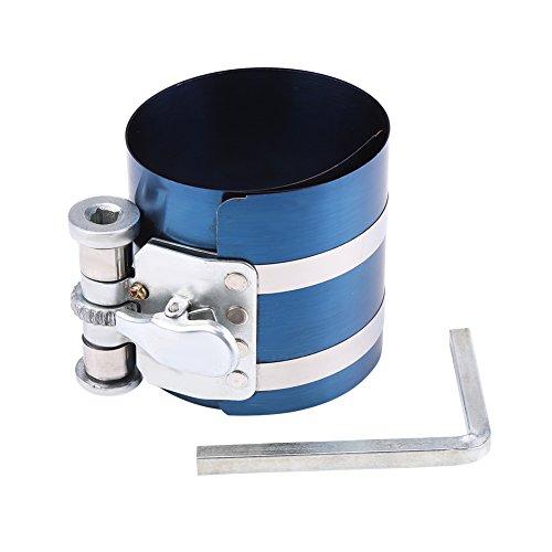 Keenso Auto Motor Kolbenring Kompressor Installer Band Ratsche Zange Entferner Expander Motorwerkzeug(3 zoll)