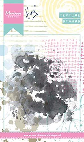 Marianne Design MM1615 Cling Stempel, Wasserfarbe, für detaillierte Designs und Präzision Stamping Papercrafts, Synthetisches Material, Mehrfarbig