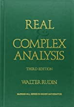 By Walter Rudin Real and Complex Analysis (International Series in Pure and Applied Mathematics) (3rd Edition)