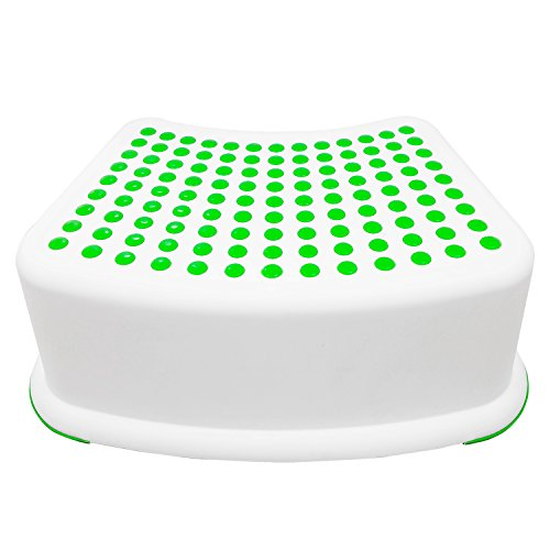 Kids Green Step Stool – Great for Potty Training
