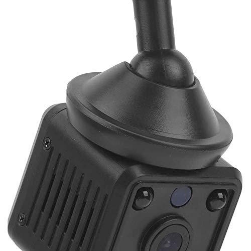 Yuyanshop Cámara oculta WiFi mini cámara espía HD 1080 p cámara oculta inalámbrica recargable monitor de video inalámbrico para interior al aire libre hogar oficina coche