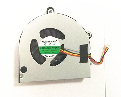 Nueva CPU ventilador de refrigeración para Acer Aspire 5251525252535253G 55515551G 5740G 5741Z 5741ZG 5742G