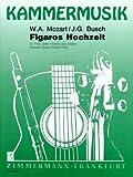 MOZART - Las Bodas de Figaro (K.492) para Flauta (Violin) y Guitarra (Eppel & Hoh)