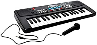 ESS EMM® 37 Key Piano Keyboard Toy with Dc Power Option, Recording and Mic for Kids - 2019 Latest Model.