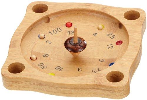 Philos 3261 - Tiroler Roulette, Bamboe, Green Games, actiespel spel