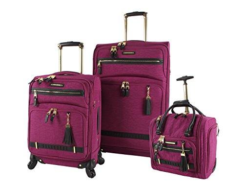 Steve Madden Designer Luggage Collection- 3 Piece...