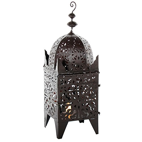 albena Marokko Galerie 10-124 Ardi orientalische Eisenlaterne XL 80cm