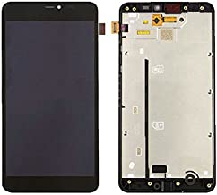 Lumia 640xl LCD Display Touch Screen Digitizer Glass Assembly Replacement + Frame for Microsoft Nokia Lumia 640xl 640 XL