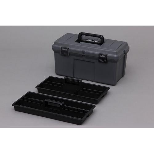IRIS 工具ケース ハードケース 536×280×278 グレー 600G-1256 【3256251