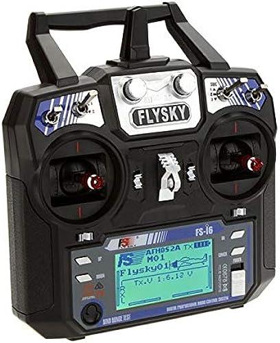 DishyKooker FS-i6 2,4 G 6 CH AFHDS RC Transmitter mit FS-iA6 FS-iA6B Empfänger für Flugzeug Heli UAV Multicopter Drohne F14914 Mode 1