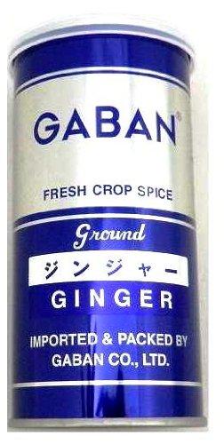 GABAN ジンジャーパウダー 60g
