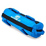 Sandbags for Fitness with Rubber Handles- Weighted...