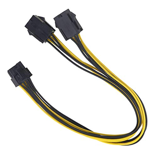 Grafische kaart Kabel Grafische Kaart Power Cord 6 Pin naar 8 Pin PCIe Express Power Extension Kabel
