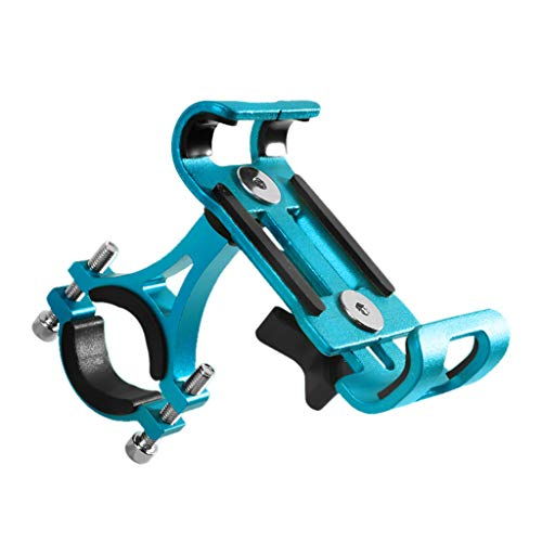 TTLOVE Bicycle Mobile Phone Holder Universal Motorcycle Mobile Phone Holder Outdoor Bicycle Mount Handlebar for iPad Cell Phone