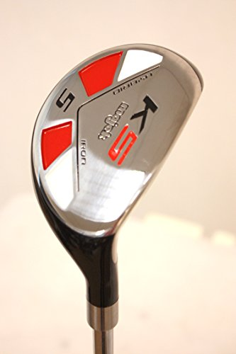 Majek Golf All Hybrid #5 Regular Flex Right Handed New Utility R Flex Club