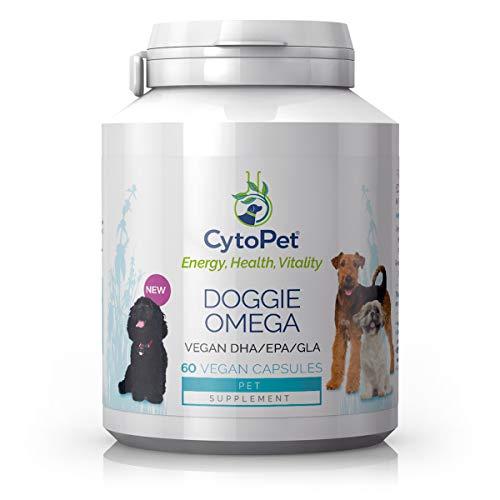 Cytoplan CytoPet Doggie Omega - 60 Vegan Capsules