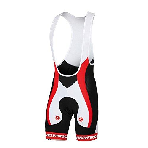 UGLY FROG BK05 2020-2021 Neue Klassische Herren Outdoor Radfahren Trägerhose Triathlon Bekleidung Trägershorts