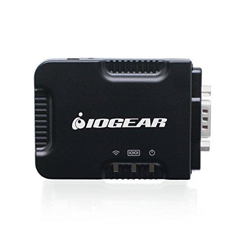 IOGEAR Bluetooth Serial Adapter, GBC232A