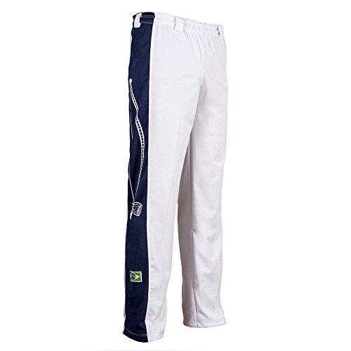 Auténtico Brasileño Capoeira Artes Marciales Pantalones -