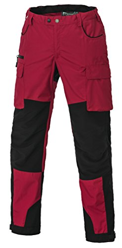 Pinewood Pantalon Dog Sports extrêmement FR:42 Rouge/Noir