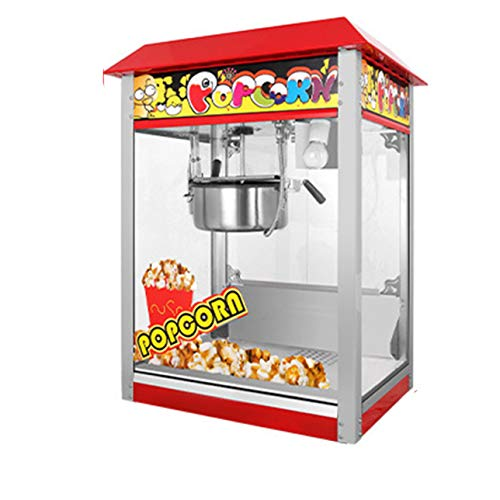 Why Should You Buy Popcorn Maker Machine, Commercial Electric Popping Hot Popcorn Catering, Power 14...