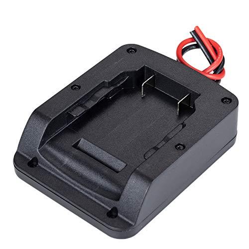 Power Wheels Adaptor for 20V dewalt Battery 18V dewalt Dock Power Connector 12 Gauge Robotics