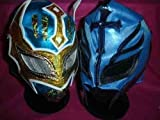 SIN CARA REY MYSTERIO WRESTLING MASK WRESTLER FANCY DRESS UP COSTUME OUTFIT MASK MEXICAN RAY CHILDREN KIDS FANCY DRESS UP COSTUME OUTFIT SUIT NEW SERIES TNA ECW BOYS KIDS NEW by SOPHZZZZ TOY SHOP
