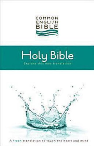 Compare Textbook Prices for CEB Common English Thinline Bible Softcover Thinline ed. Edition ISBN 9781609260156 by Common English Bible
