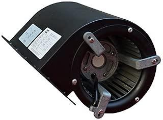 Hakka EM133C-4 Centrifugal Blower, 500 Cubic Feet Per Minute, 3300 RPM, 110V, 60Hz, 1.5 amps (Renewed)