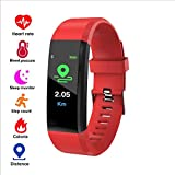 Fitness Tracker with Blood Pressure HR Monitor - Watch with Sleep Heart Rate