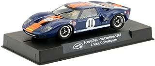 Slot.it Ford GT40 1st Daytona 1967 #11 Performance Slot Car (1:32 Scale)