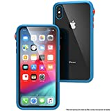 Catalyst Protección contra Impactos para iPhone XS MAX - iPhone XS MAX Case Drop Proof Blueridge/Puesta de Sol